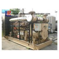 Wholesale High Efficiency Natural Gas Generators 500kVA Energy Saving Open / Silent Type from china suppliers