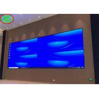 Wholesale P2.5 Advertising Indoor Full Color LED Display Wall Mounting Installation from china suppliers