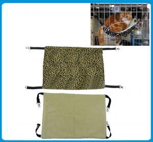 China Reversible Pet Hammock Ferret Cat Cage Hammock Waterproof Cat Bed Hammock on sale