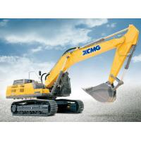 Wholesale 2.5m3 Bucket capacity XCMG 37 ton Hydraulic Crawler Excavator XE470D with CUMMINS engine from china suppliers