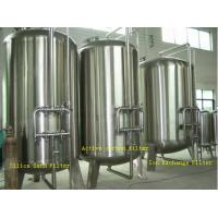 Wholesale Commercial Pure / Drinking Water Treatment Systems 1000L - 30000L from china suppliers