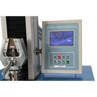 Wholesale Electronic Insulator Universal Tensile Testing Machine Digital Display 200KN 300KN from china suppliers