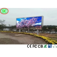 Wholesale IP65 P10 6000cd/m2 SMD3535 Full Color Led Advertising 800wm from china suppliers