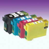 Wholesale Ink Cartridges, Compatible for Epson with 32mL Ink Volume, Available in Black Color from china suppliers