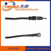 Wholesale extension cable car antenna/ car accessories/ car antenna adaptor TLM1600 from china suppliers