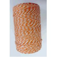 Wholesale Orange portable electric fence poly wire 2mm diameter economic for farm QL719 from china suppliers
