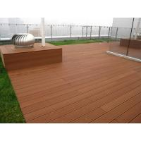 Wholesale Easily installed wpc outdoor flooring,composite decking, waterproof wpc decking from china suppliers