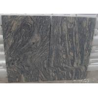 Polished G441 China Light Grey pink Juparana Imperial Sand Wave Granite Tread stone tiles slabs
