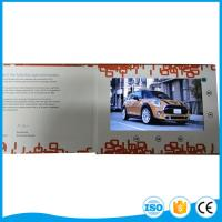 Buy cheap Printing 5 Inch Lcd Video Brochure Card For Business Promotion Or Wedding Gift from Wholesalers