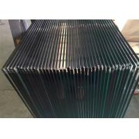 Wholesale Clear Tempered Glass Railing Panels / 4mm Colored Tempered Glass Sheets from china suppliers