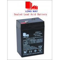 Wholesale 6volt Bus, UPS, Electric Power, Lighting, Electric Bicycle VRLA Lead Acid Battery UPS Batteries 6V4.5ah from china suppliers