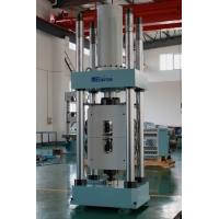 HUT-1000D Single Space Hydraulic Servo Universal Testing Machines, Limit protection, automatic extensometer