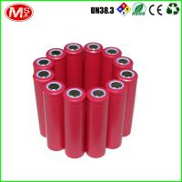 China Deep Cycle Life 12v Rechargeable Battery Pack 18650 Sanyo Li Polymer Type on sale