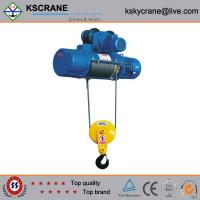 Buy cheap Heavy Duty Industrial Equipment,Electric Wire Rope Hoist from Wholesalers