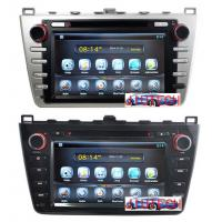 Android 4.2.2 Car Stereo for Mazda6 6 Atenza GPS Navigation Head Unit Capacitive for Mazda