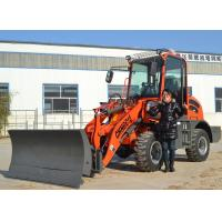 1.5 tons CE Approved Hydraulic Mini Wheel Loader