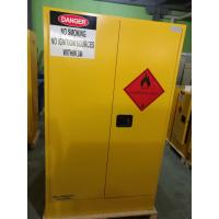 Wholesale Flammable Liquid Safety Storage Cabinets Combo, Fireproof  Safety Storage Cabinets 250Litre from china suppliers