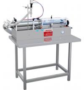 Semi automatic shampoo/liquid soap/detergent/e-liquid full pneumatic filling machine