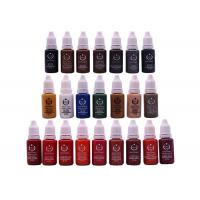 Wholesale Biotouch Pigment Tattoo Ink 15ml For Tattoo Eyebrow Semi Permanent Makeup from china suppliers