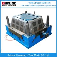 Wholesale Plastic injection mould turnover box mould maker injection mold China from china suppliers