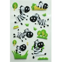 Wholesale Eco-friendly Colorful Puffy Stickers Japan Style Dimensional For Kids from china suppliers