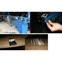 Wholesale Flexible PVC Extruded Slot Strip Making Machine (SJ50/28) from china suppliers