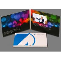 Wholesale 7 Inch TFT Screen LCD Video Mailer Coating Paper With 256MB Memory from china suppliers