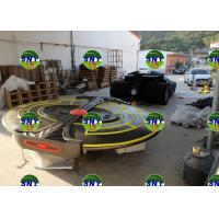 Wholesale outdoor Special Attraction spaceship model same in cartoon movie fiberglass as  in garden/ plaza/ Celebrating party from china suppliers
