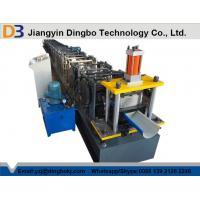 Wholesale Gutter Cold Roll Forming Machines For Portable Half Round Rainwater Valley from china suppliers