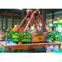 Safety And Fun Pirate Ship Amusement Ride For Children Parks / Shopping Malls