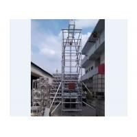 Wholesale Multi-use Portable Frame Aluminum Mobile Tower Scaffold with Ladder from china suppliers