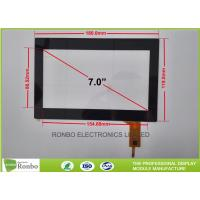 Wholesale Customizable 7.0 Inch Projected Capacitive Touch Panel Multi Finger from china suppliers