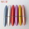 Buy cheap Colorful 6ml bullet lipstick aluminum perfume spray bottles perfume pen from wholesalers