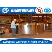 Wholesale ASTM 4140 Alloy Steel Seamless Rolled Rings For Offshore Machinery from china suppliers