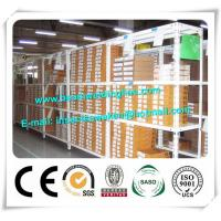 Wholesale Light Duty Shelving Cold Formed Steel Column , C Z Purlin Roll Forming Machine from china suppliers
