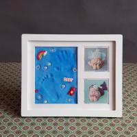 Wholesale Ornament Keepsake Picture Frame 28X23CM Handprint and Footprint Frame Kit from china suppliers