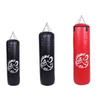 Buy cheap Heavy 35LB Top Zip Closure 60cm Punching Training Bags from wholesalers