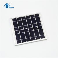 Buy cheap 6V 4W transparent mini solar panels for mobile solar charger ZW-4W-6V-1 solar from wholesalers