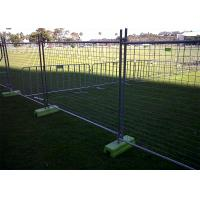 China BLUFF POINT OD 40 temporary fencing for sale 2100mm x 2400mm weight 25kg temp fencing panels supplier on sale