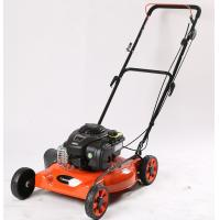 Buy cheap 20'' gasoline lawn mower, side discharge, high quality lawn maintenance, grass cutter, petrol lawn mower, BS engine from Wholesalers