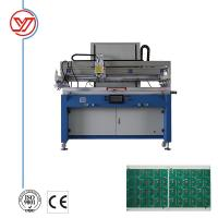 Wholesale Semi Automatic Flatbed Screen Printing Machine / PCB Screen Printing Machine from china suppliers