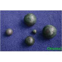 Buy cheap Diamater 2 inch customized iron cast steel balls for cement plant , power from wholesalers