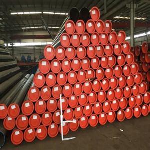 China SAWH Finish Erw Mild Steel Pipe Alloy 4130 Bars Heat Treated To Designation 75K Charpy V Notch Impact on sale