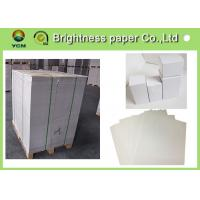 Wholesale Double Side White Back Duplex Board 450gsm Paper For Printing Industry from china suppliers