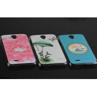Wholesale Anti - Slip Colorful Painting Lenovo Mobile Cases For Lenovo A880 , Cartoon Cell Phone Cases from china suppliers