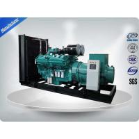 Buy cheap 50Hz 180kw / 225kva Silent Cummins Diesel Generator Set With Stamford Alternator Diesel Generator from wholesalers