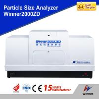 Wholesale Lab research use automatic Wet sampleing winner2000ZDE laser particle size analyzer for ceramic industry from china suppliers