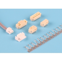 Buy cheap GH 1.25 Vertical SMD Plug In LCP Terminal Block Connector from wholesalers