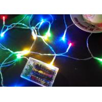 Wholesale 3AA Battery Operated Decorative String Lights 20 F5 Mini LED Bulbs 2 Meters Long from china suppliers