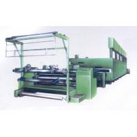 Wholesale Warp - knitted Fabric Heat Setting Machine / Stenter Machine With Fiber needle gripper from china suppliers